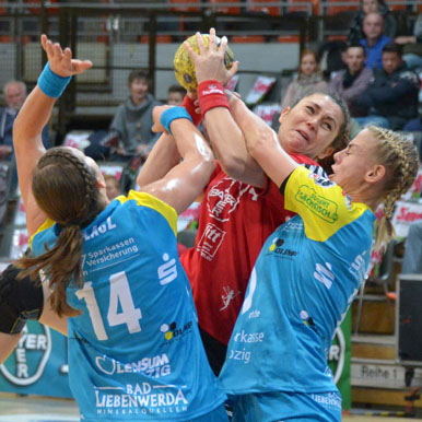 handball frauen 1 bundesliga